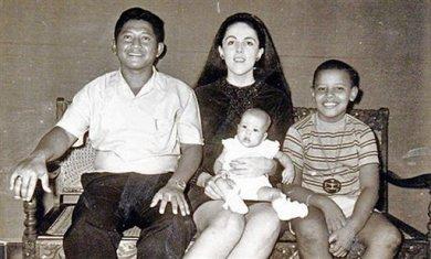 Obama'S STEP FATHER