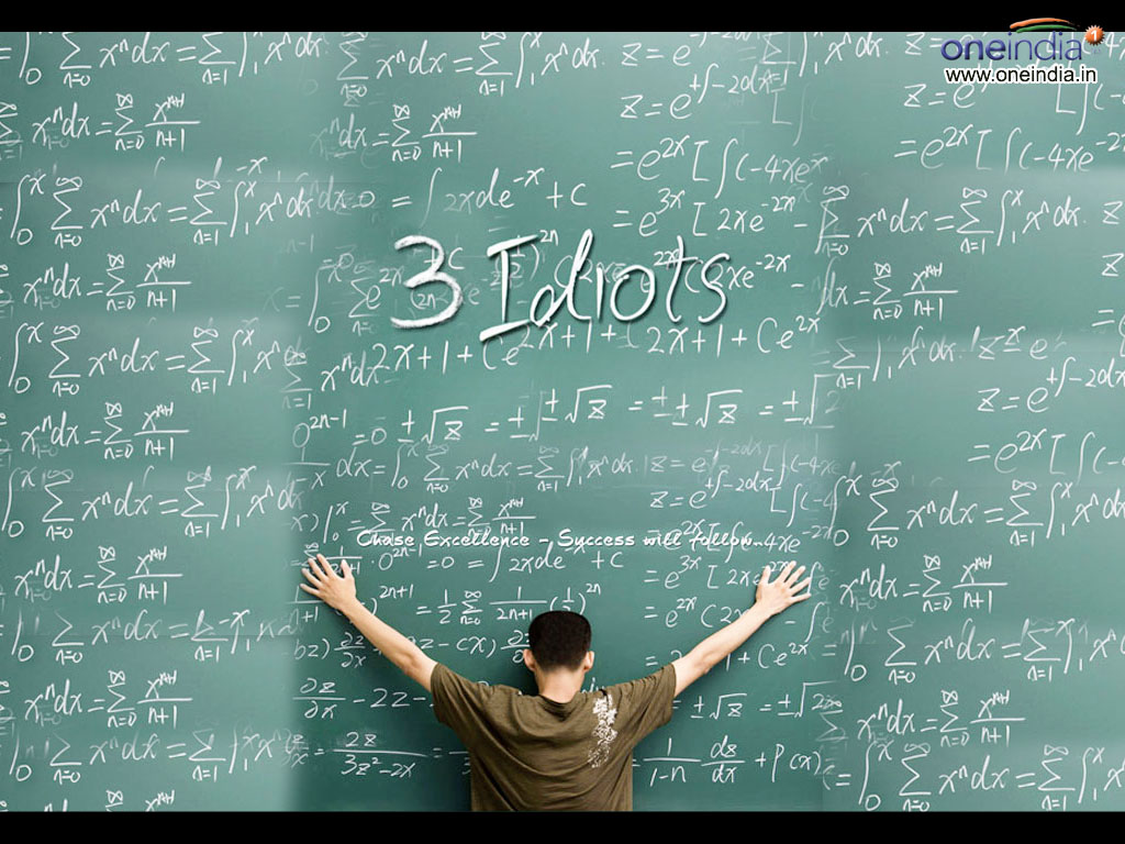 3 idiota Critical reception unlike the original novel, 3 idiots received highly positive reviews upon its release subhash k jha (film critic and author of the essential guide to bollywood) states.